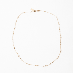 Ball Chain - Gold Plated